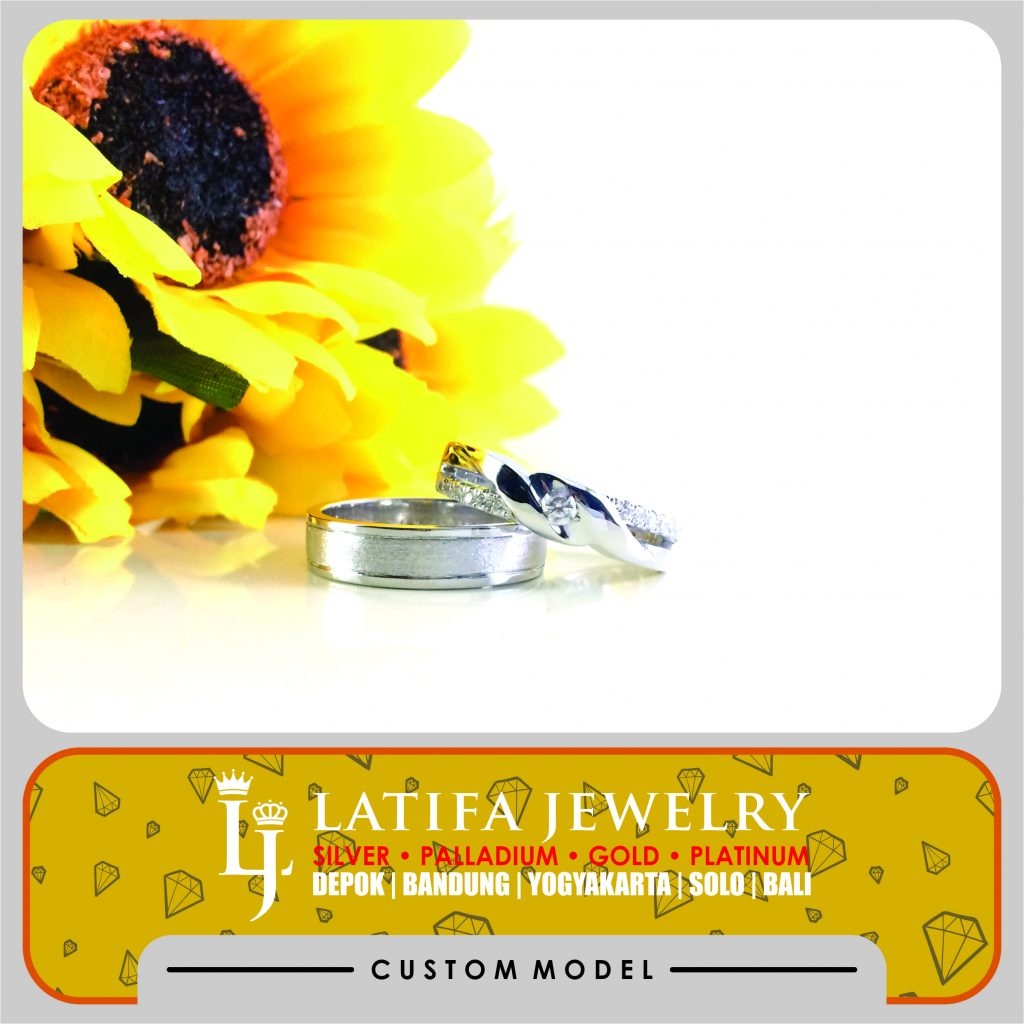 cincin kawin emas putih, cincin kawin emas, cincin kawin palladium, cincin kawin platinum, cincin kawin emas kuning, cincin couple emas