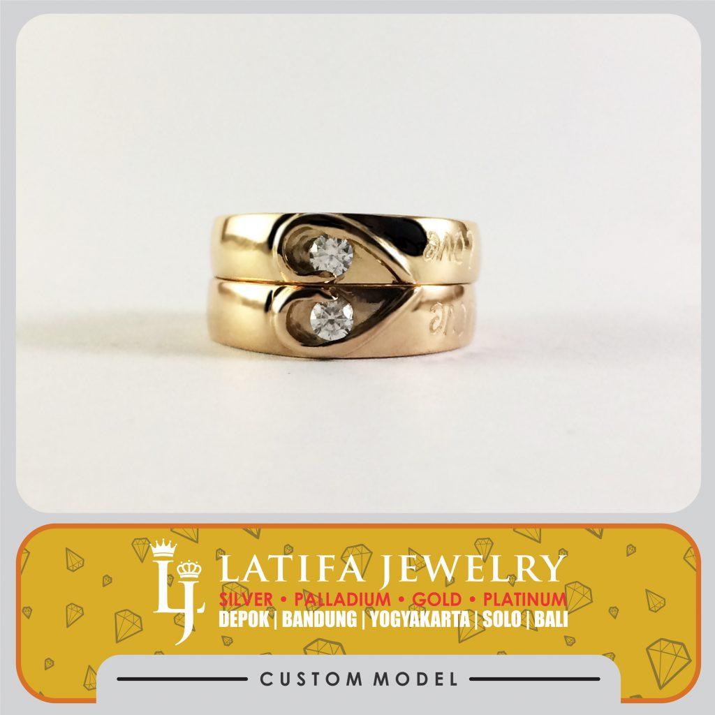 cincin nikah emas, cincin nikah emas putih, cincin nikah palladium, cincin nikah platinum, cincin nikah perak, cincin couple palladium, cincin couple emas