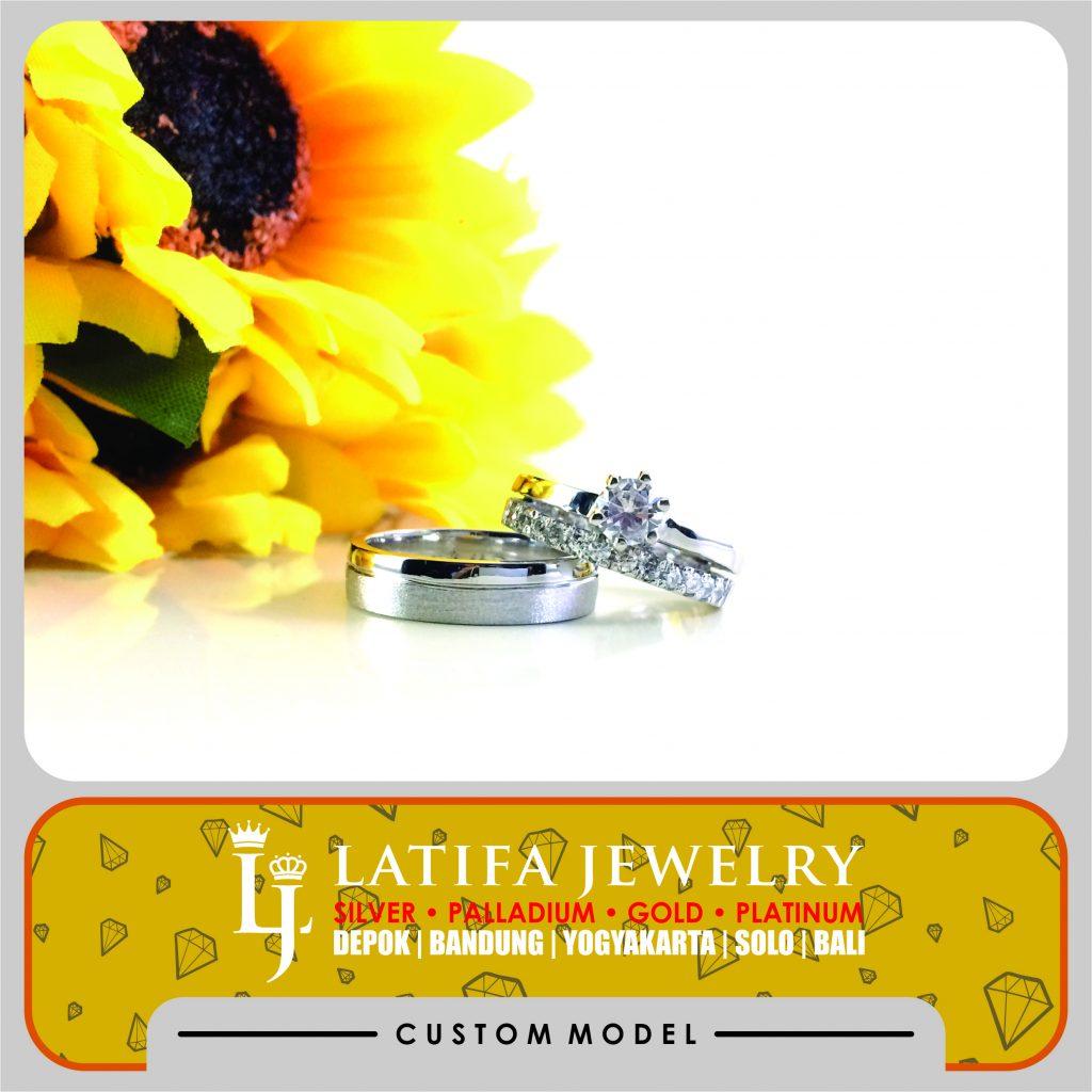 cincin couple emas putih, cincin nikah emas putih, cincin kawin, cincin nikah, cincin, cincin palladium, cincin emas, cincin emas putih, cincin perak, cincin emas kuning